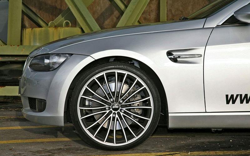 BMW 335i Cabrio: více koní od ATT Autotechnik: - fotka 12