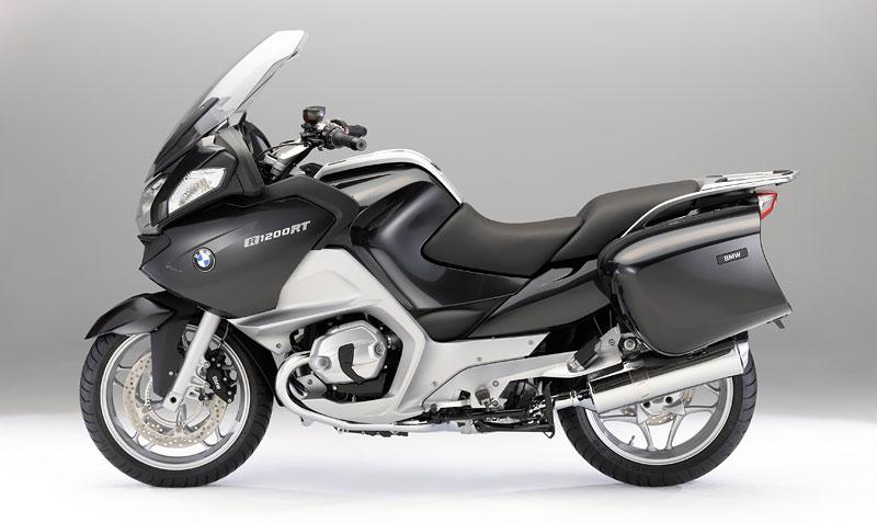 BMW R1200RT 2010 – Dokonalost v detailech (představení): - fotka 22