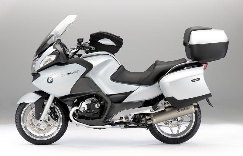 BMW R1200RT 2010 – Dokonalost v detailech (představení): - fotka 24
