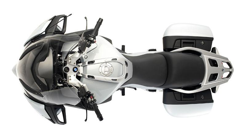BMW R1200RT 2010 – Dokonalost v detailech (představení): - fotka 25