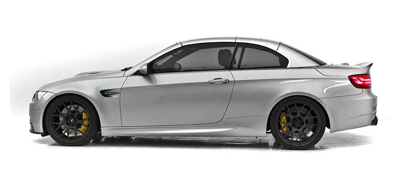 BMW 3 Cabrio: odlehčení od Vorsteineru: - fotka 1
