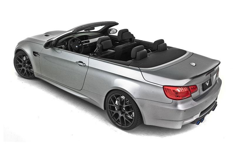 BMW 3 Cabrio: odlehčení od Vorsteineru: - fotka 2