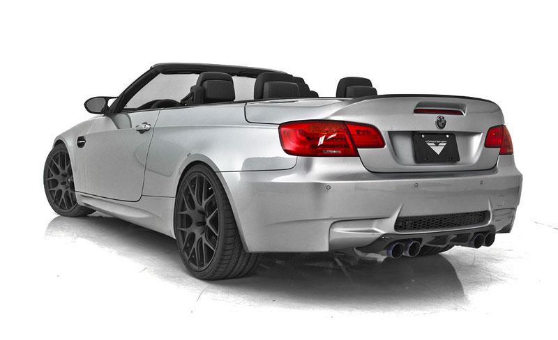 BMW 3 Cabrio: odlehčení od Vorsteineru: - fotka 3