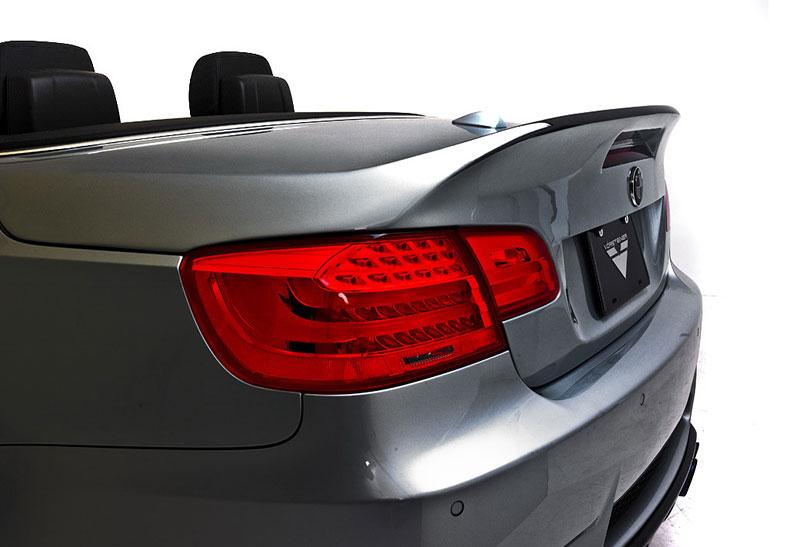 BMW 3 Cabrio: odlehčení od Vorsteineru: - fotka 5