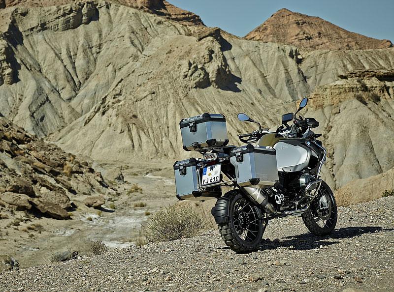 BMW R 1200 GS Adventure (MY2014) je konečně zde!: - fotka 62