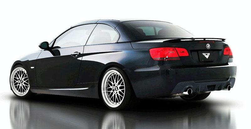 BMW řada 3: karosářské doplňky Vorsteiner: - fotka 3