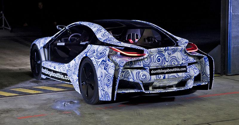BMW Vision EfficientDynamics: do prodeje už za dva roky: - fotka 25