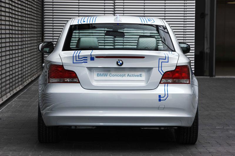 BMW Concept Active E: na plný baterky: - fotka 22