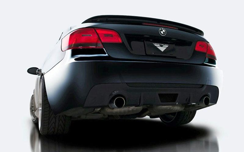 BMW řada 3: karosářské doplňky Vorsteiner: - fotka 4