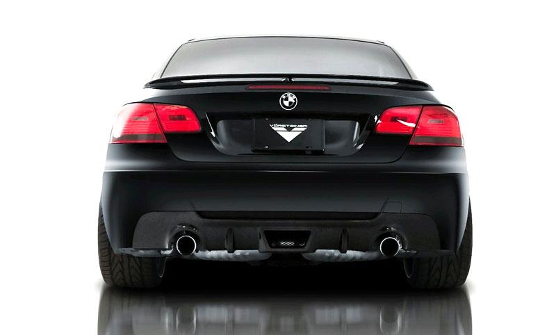 BMW řada 3: karosářské doplňky Vorsteiner: - fotka 5