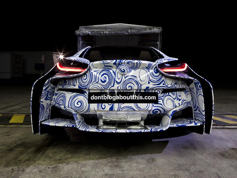 BMW Vision EfficientDynamics: do prodeje už za dva roky: - fotka 27