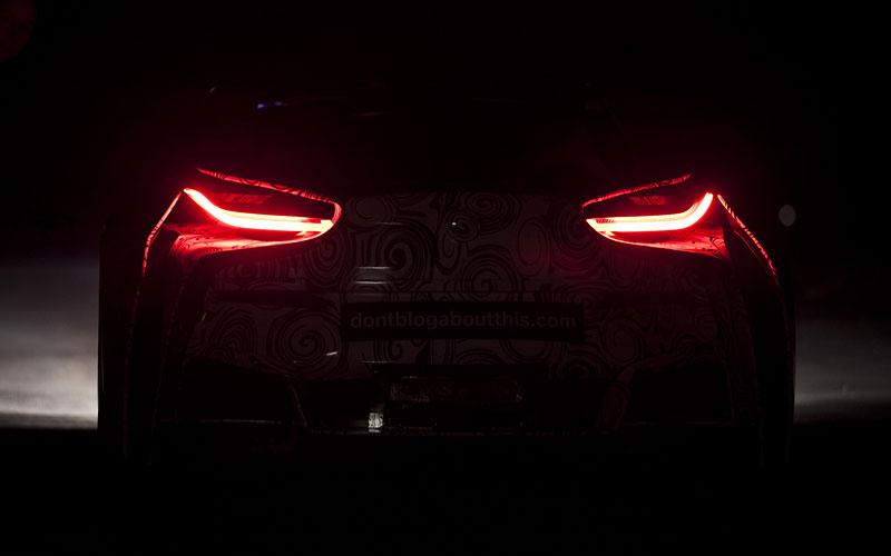 BMW Vision EfficientDynamics: do prodeje už za dva roky: - fotka 28
