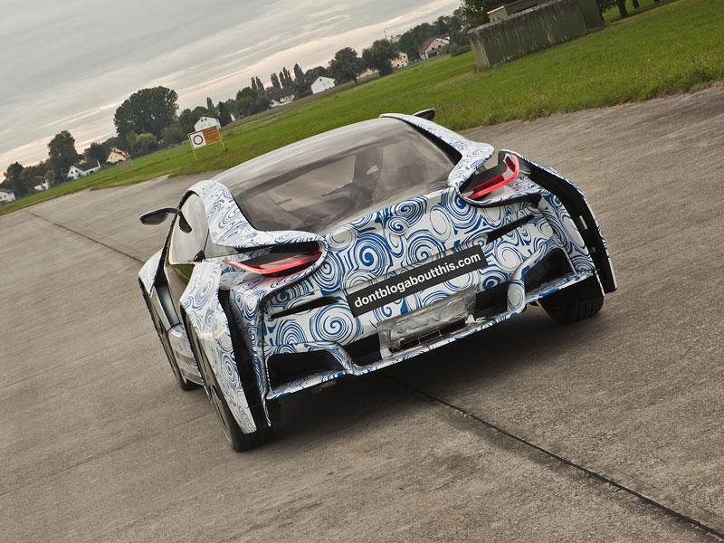 BMW Vision EfficientDynamics: do prodeje už za dva roky: - fotka 29