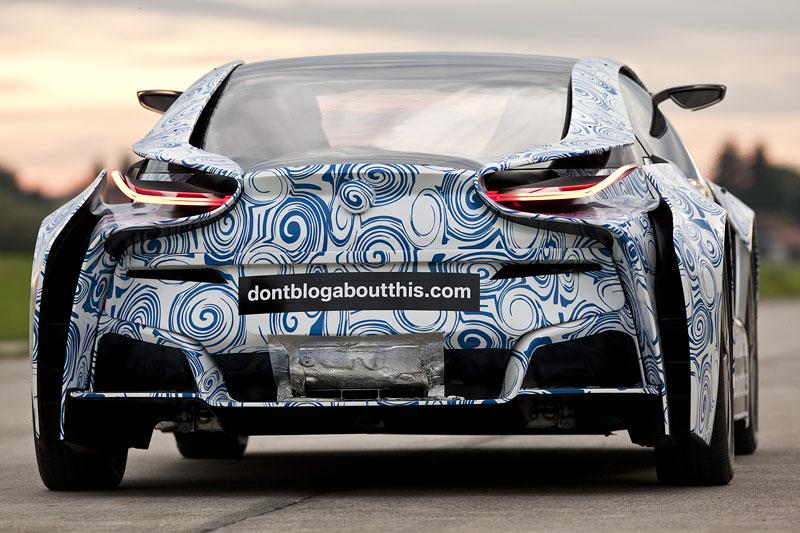 BMW Vision EfficientDynamics: do prodeje už za dva roky: - fotka 30