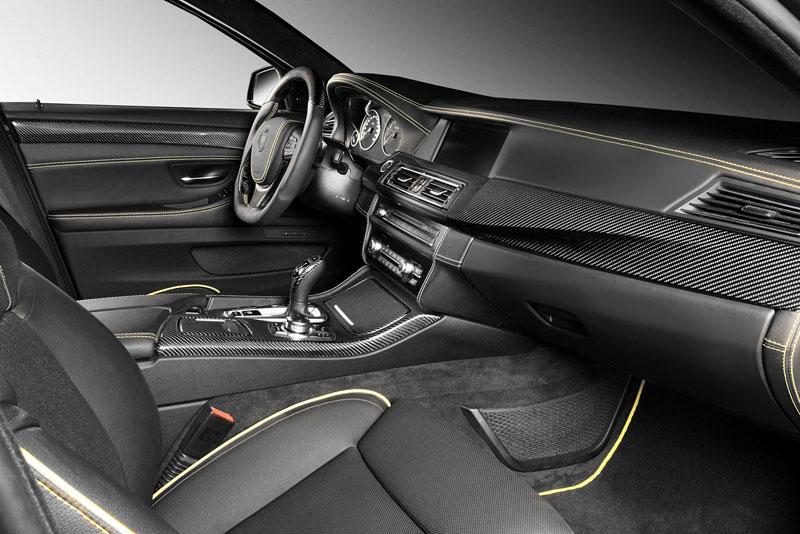 Lumma Design CLR 500 RS2: Nabroušené BMW řady 5: - fotka 1