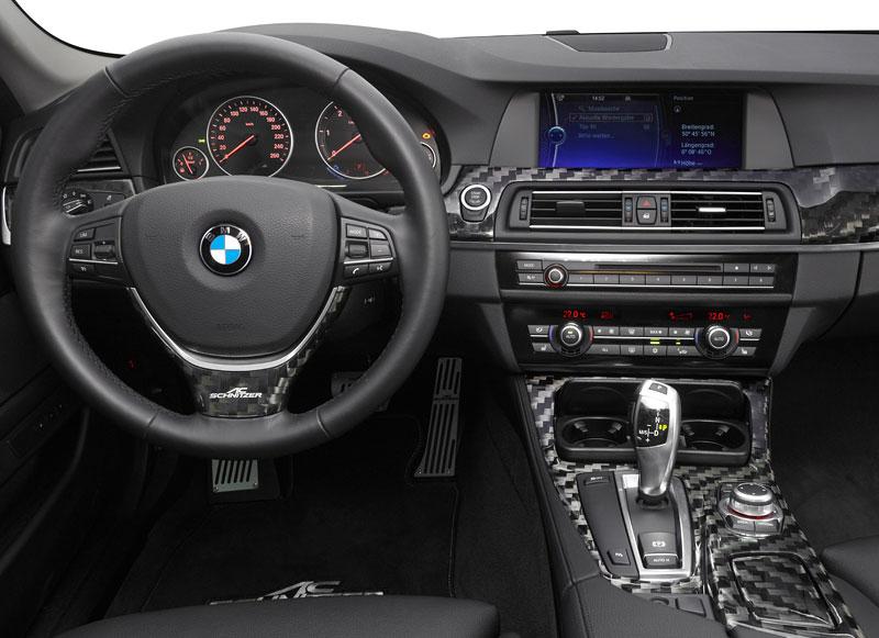 BMW 5 (F10): úprava od AC Schnitzer, fáze 1: - fotka 1