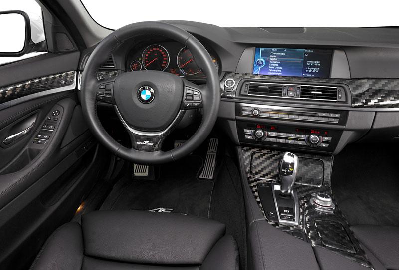 BMW 5 (F10): úprava od AC Schnitzer, fáze 1: - fotka 2