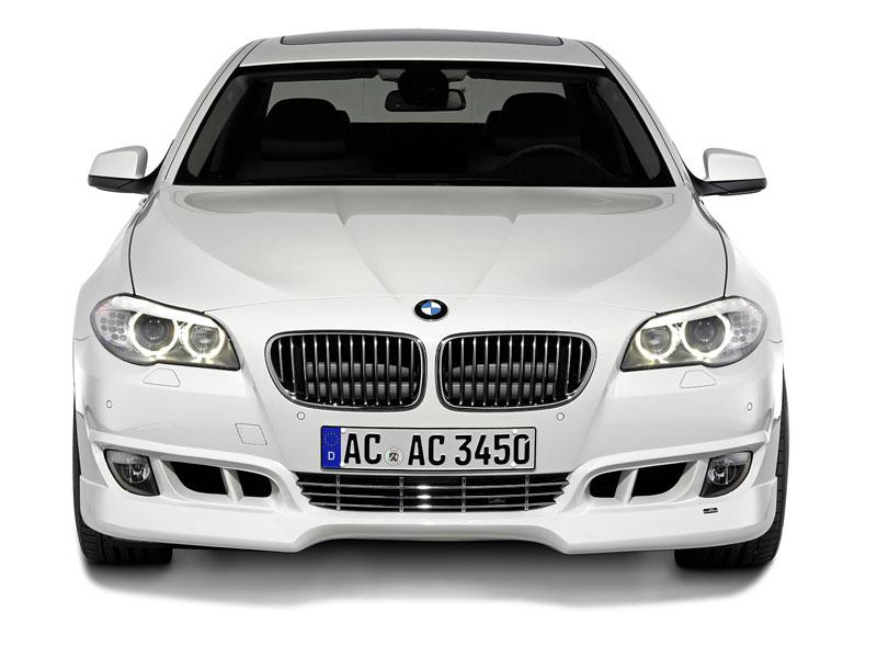 BMW 5 (F10): úprava od AC Schnitzer, fáze 1: - fotka 3