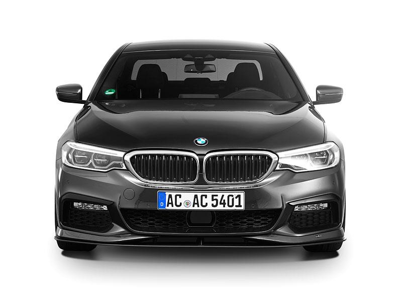 AC Schnitzer začíná ladit sedmou generaci BMW řady 5: - fotka 1