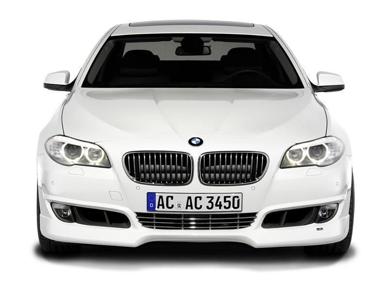 BMW 5 (F10): úprava od AC Schnitzer, fáze 1: - fotka 4