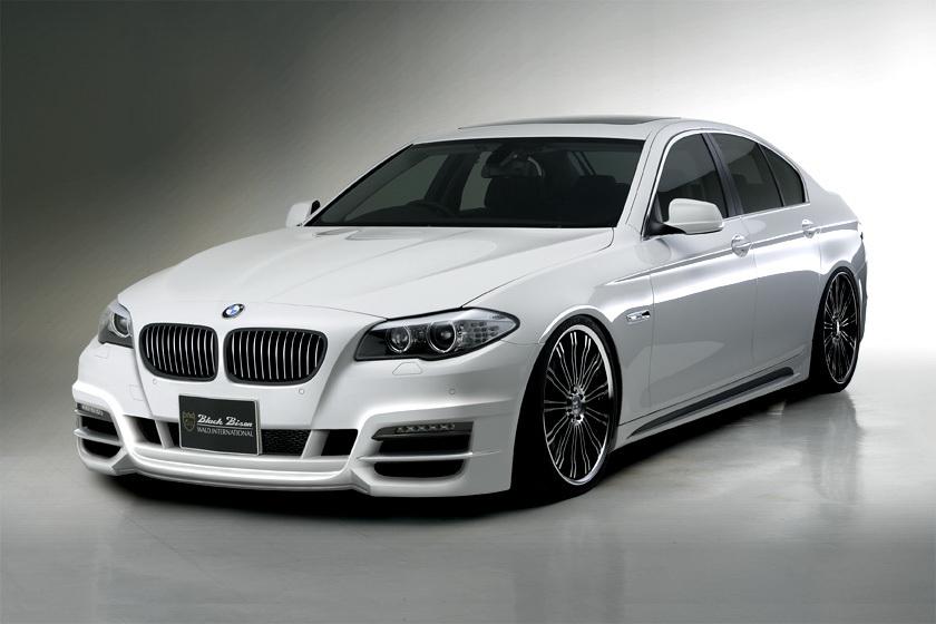 Wald International BMW 5 Black Bison: pětka na japonský způsob: - fotka 1