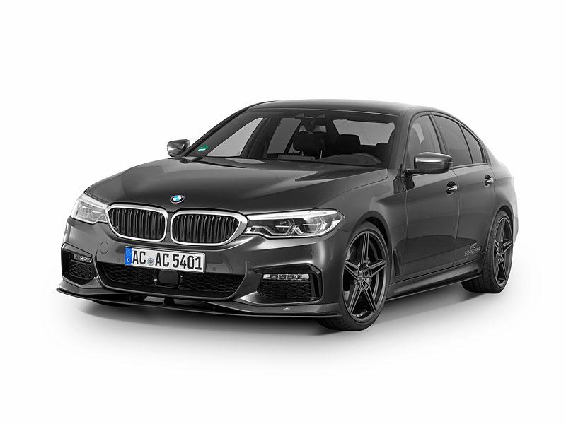 AC Schnitzer začíná ladit sedmou generaci BMW řady 5: - fotka 2