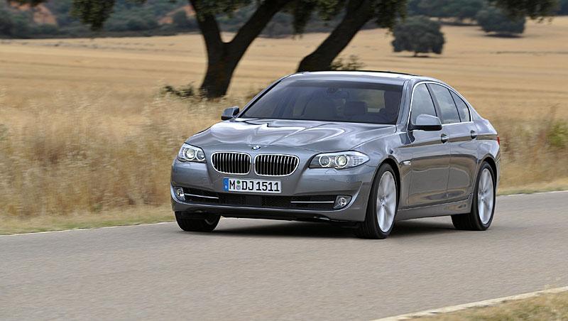 Příští BMW M5 dostane 4,4 V8 Biturbo (578 koní): - fotka 36