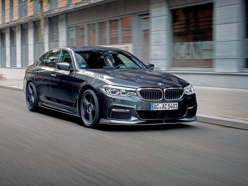 AC Schnitzer začíná ladit sedmou generaci BMW řady 5: - fotka 3