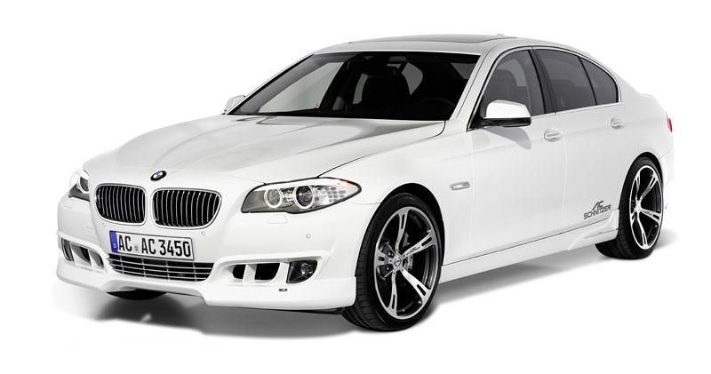 BMW 5 (F10): úprava od AC Schnitzer, fáze 1: - fotka 6