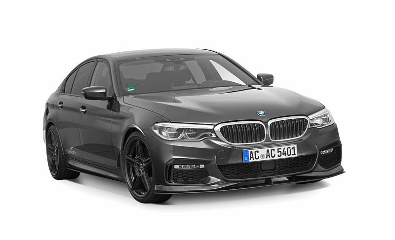 AC Schnitzer začíná ladit sedmou generaci BMW řady 5: - fotka 4