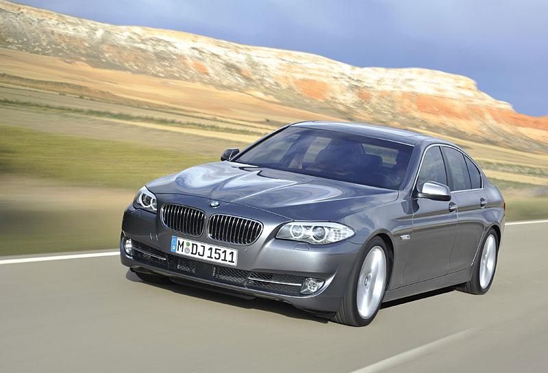 Příští BMW M5 dostane 4,4 V8 Biturbo (578 koní): - fotka 39