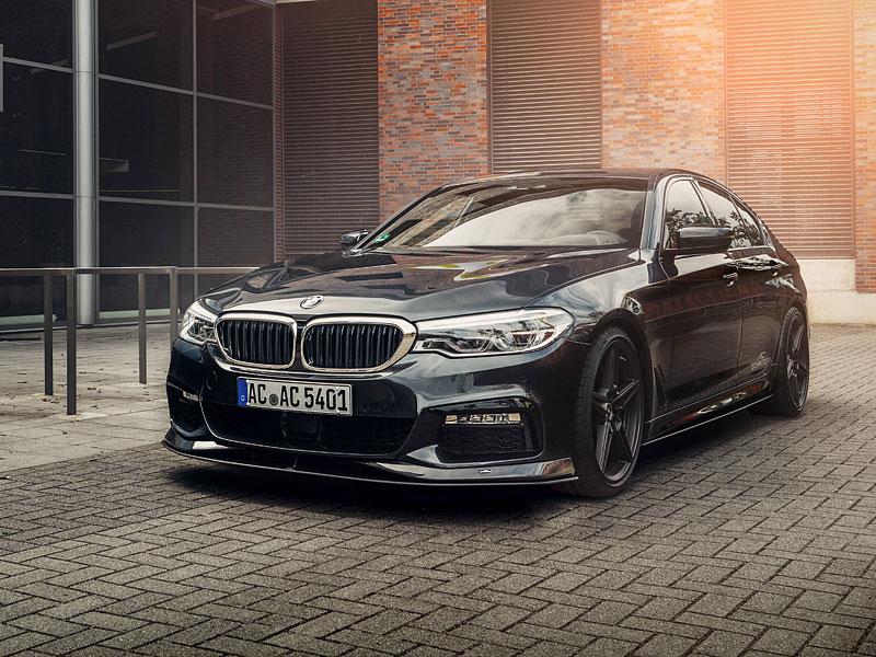 AC Schnitzer začíná ladit sedmou generaci BMW řady 5: - fotka 5