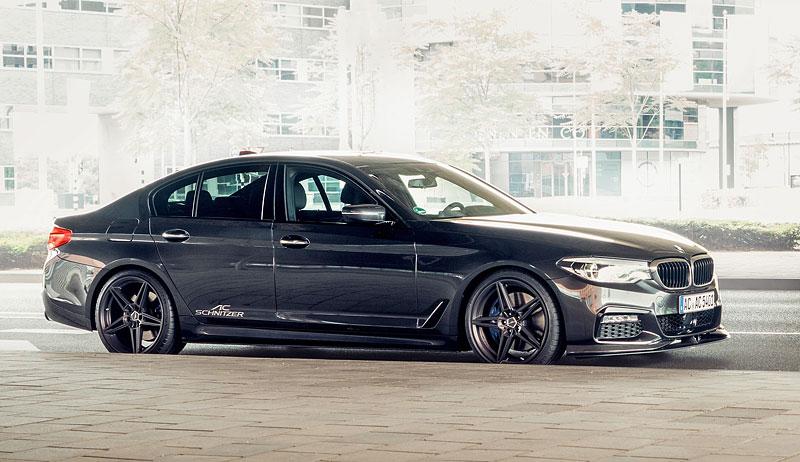 AC Schnitzer začíná ladit sedmou generaci BMW řady 5: - fotka 6