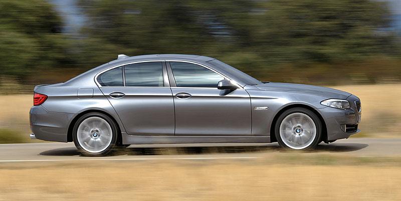 Příští BMW M5 dostane 4,4 V8 Biturbo (578 koní): - fotka 46