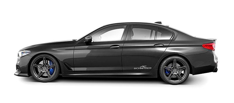 AC Schnitzer začíná ladit sedmou generaci BMW řady 5: - fotka 7
