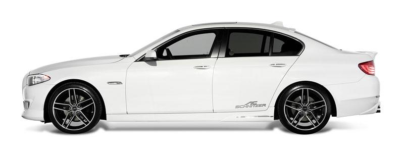BMW 5 (F10): úprava od AC Schnitzer, fáze 1: - fotka 10