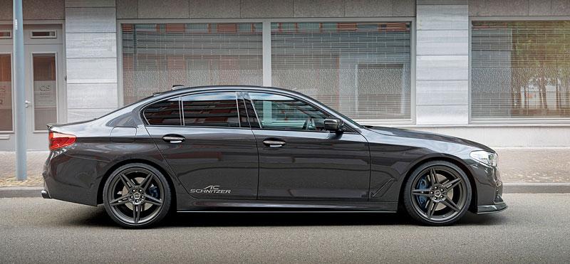 AC Schnitzer začíná ladit sedmou generaci BMW řady 5: - fotka 8