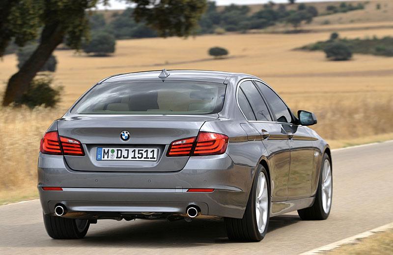 Příští BMW M5 dostane 4,4 V8 Biturbo (578 koní): - fotka 50
