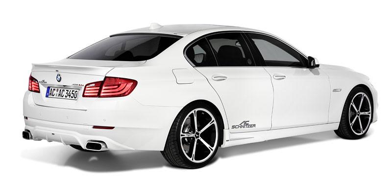 BMW 5 (F10): úprava od AC Schnitzer, fáze 1: - fotka 11
