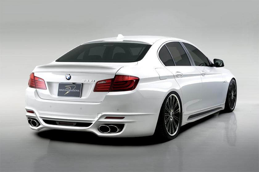 Wald International BMW 5 Black Bison: pětka na japonský způsob: - fotka 2
