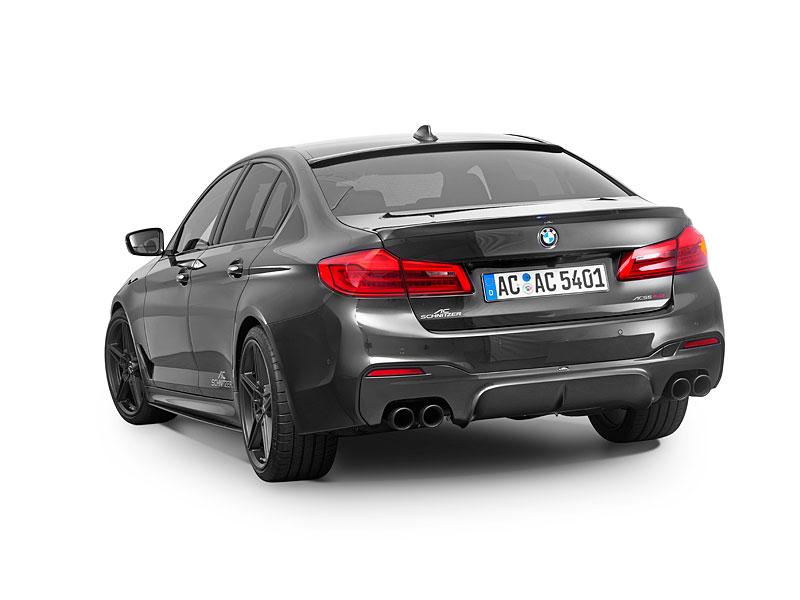 AC Schnitzer začíná ladit sedmou generaci BMW řady 5: - fotka 9