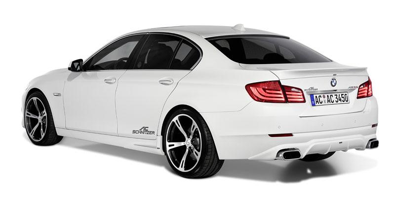 BMW 5 (F10): úprava od AC Schnitzer, fáze 1: - fotka 12