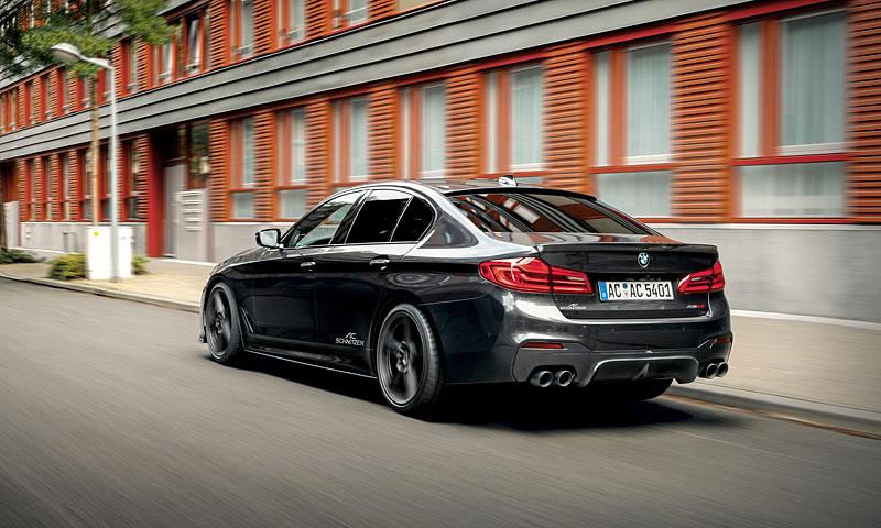 AC Schnitzer začíná ladit sedmou generaci BMW řady 5: - fotka 10