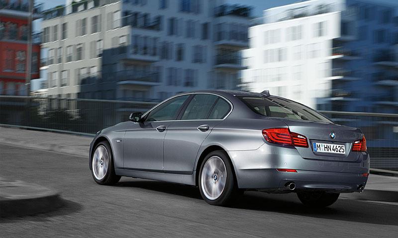 Příští BMW M5 dostane 4,4 V8 Biturbo (578 koní): - fotka 57