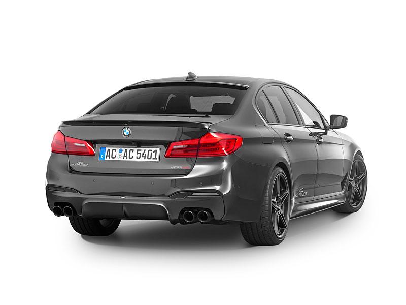 AC Schnitzer začíná ladit sedmou generaci BMW řady 5: - fotka 11