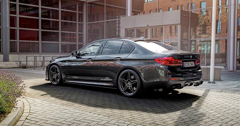 AC Schnitzer začíná ladit sedmou generaci BMW řady 5: - fotka 12
