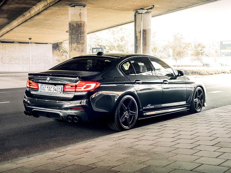 AC Schnitzer začíná ladit sedmou generaci BMW řady 5: - fotka 13