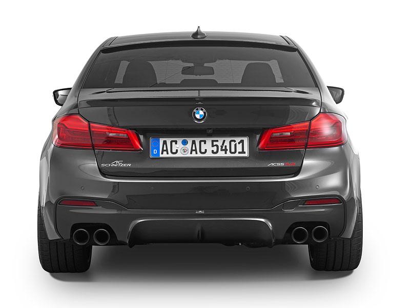 AC Schnitzer začíná ladit sedmou generaci BMW řady 5: - fotka 14