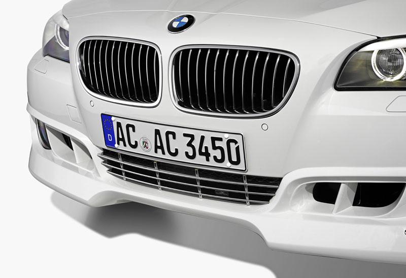 BMW 5 (F10): úprava od AC Schnitzer, fáze 1: - fotka 15