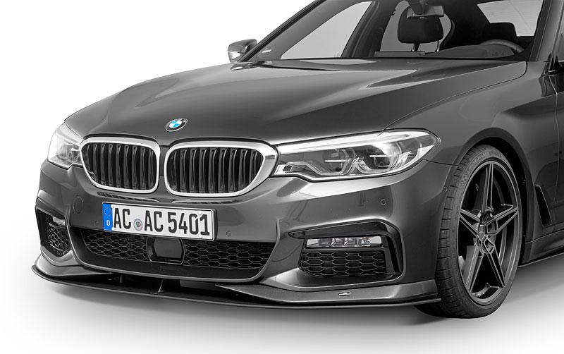 AC Schnitzer začíná ladit sedmou generaci BMW řady 5: - fotka 15
